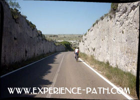 Apulia self guided cycling trips