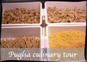 Puglia culinary food tour walking and cooking holidays