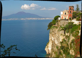 Amalfi coast walking holidays self guided tour & vacation