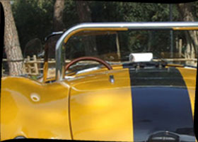 classic italian vintage car tours Italy self drive
