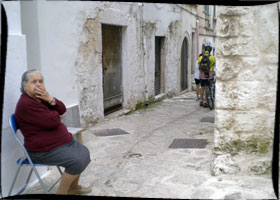 Apulia self guided cycling vacation