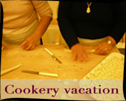 Lecce cooking class