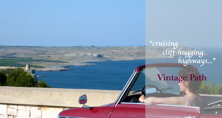 classic car tours italy, classic car trips Italy, tour Italy by classic convertible cars, vintage trip, vintage car holidays in Puglia, puglia by classic cars