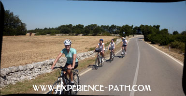 puglia guided bike trips,puglia escorted biking tours, puglia by bike guided trips,puglia guided cycling holidays ,guided cycling vacation in Puglia,southern Italy biking vacation